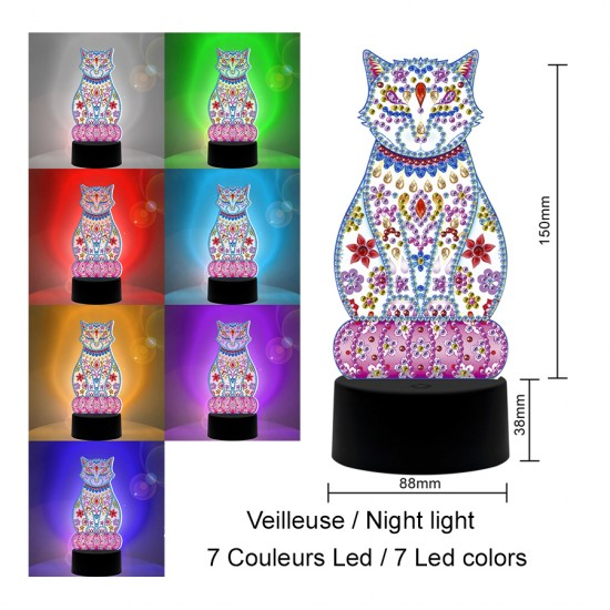 Kit de DP Lampe CHAT