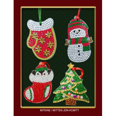 Christmas Decorations Kit MITTEN