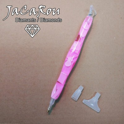 Stylet pour diamond painting ROSE