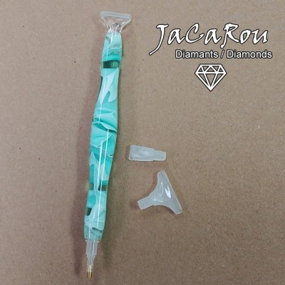 Diamond painting Acrylic Pen TURQUOISE