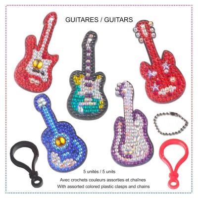 GUITARS Key Chains