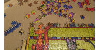 HOME SWEET HOME 2000 pieces jigsaw puzzle